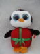 TY Beanie Boos bag clip penguin Chill (christmas).